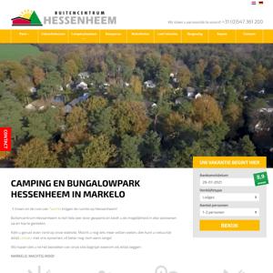 Camping Hessenheem