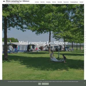 Mini camping Le-Silence