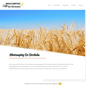Minicamping de Strohalm