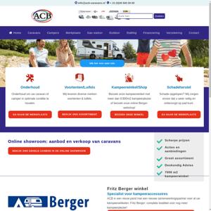 Almeers caravan bedrijf