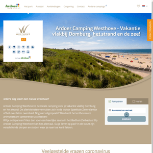 Camping Westhove