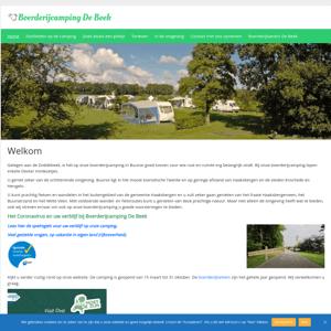 Boerderijcamping De Beek