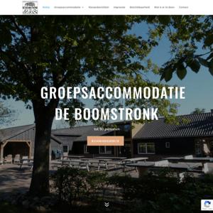 Kampeerboerderij De Boomstronk