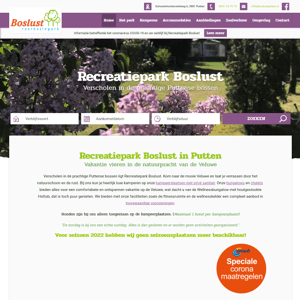 Recreatiepark Boslust