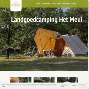 Het Meuleman boscamping