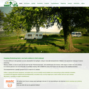 Camping Oosterberg