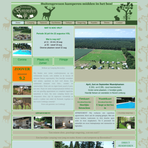 Boerderijcamping Bovensbos