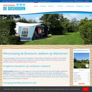 Minicamping De Boshoorn