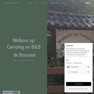 Boerderijcamping De Bosrand