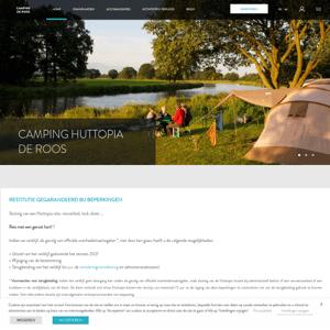 Camping De Roos