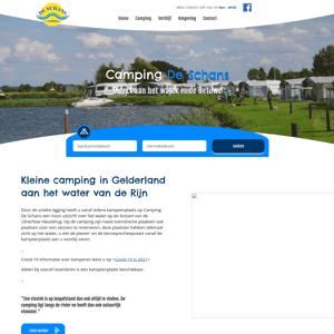 Camping De Schans