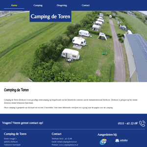 Camping de Toren