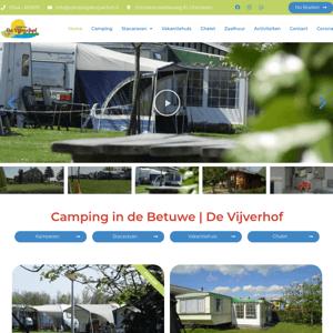 Minicamping de Vijverhof