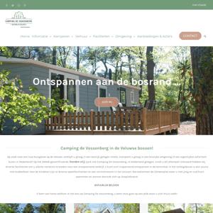 Camping De Vossenberg