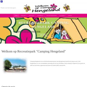 Camping Hengeland