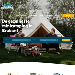 Minicamping de Reekens