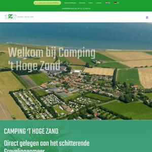 Camping 't Hoge Zand