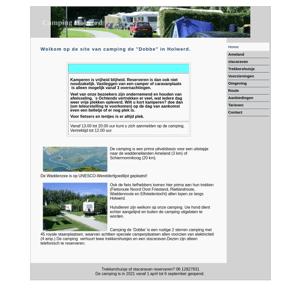 Camping de Dobbe
