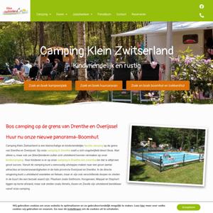 Camping Klein Zwitserland