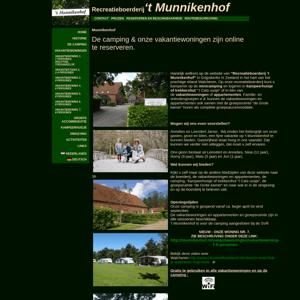 Recreatieboerderij 't Munnikenhof