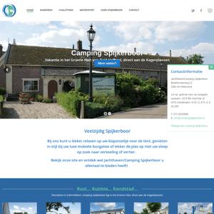 Camping Jachthaven Spijkerboor