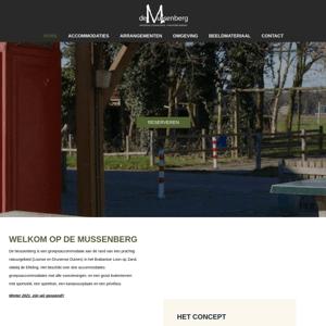 Kampeerboerderij en Groepsaccommodatie De Mussenberg