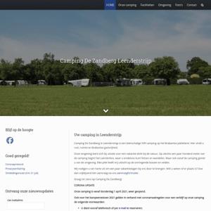 Camping De Zandberg