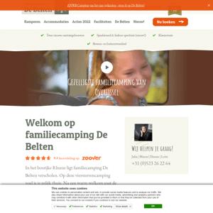 Familiecamping De Belten