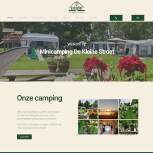 Mini-camping De Kleine Stroet