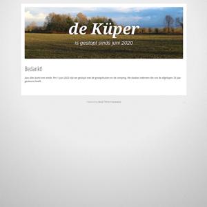 Kampeerboerderij De Küper