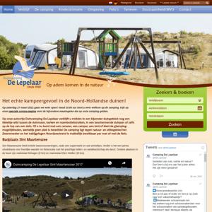 Camping De Lepelaar