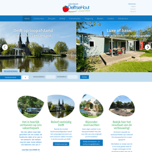 Recreatiecentrum Delftse Hout