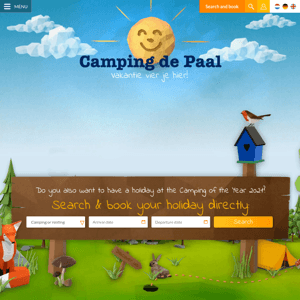 Camping De Paal Bergeijk