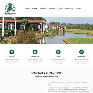 Kampeer- en Chaletpark de Paddock