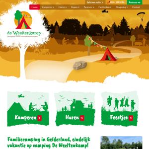 Camping De Weeltenkamp