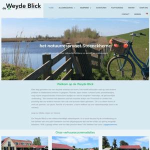 Camping De Weyde Blick