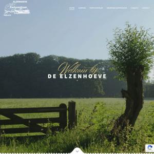 Camping-Kampeerboerderij Elzenhoeve