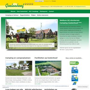 Camping Geelenhoof