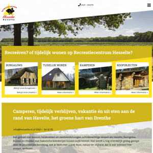 Recreatiecentrum Hesselte