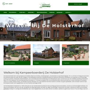 Kampeerboerderij Holsterhof