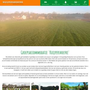Kampeerboerderij Kuijpers Hoefke