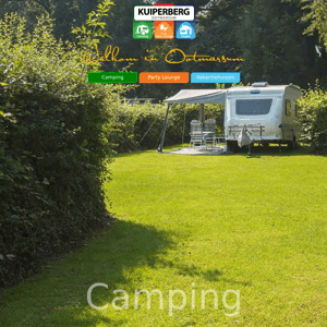De Kuiperberg - Camping | Party Lounge | Chalets