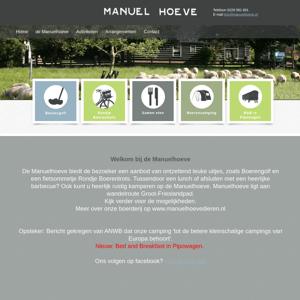 Manuelhoeve Veehouderij en Recreatie
