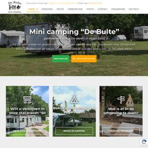Minicamping De Bulte