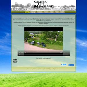 Familie Camping Het Moasland
