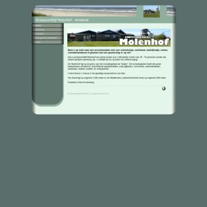 Kampeerboerderij Molenhof