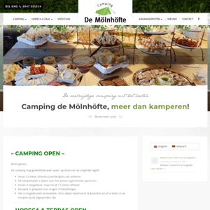 Camping De Molnhofte