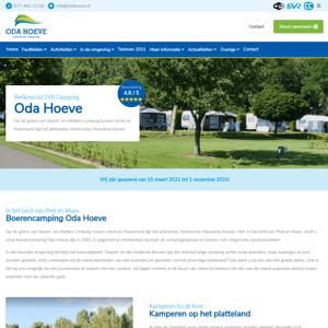 Camping De Oda Hoeve
