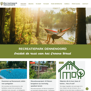Camping-Chaletpark Dennenoord