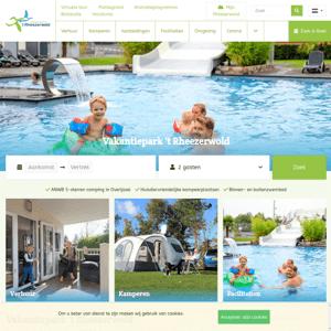 Overijssel Vakantiepark 't Rheezerwold